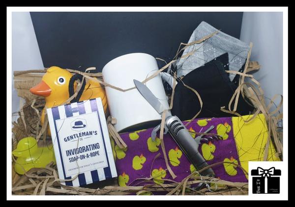 Duck boyo customize your mug gift box picture