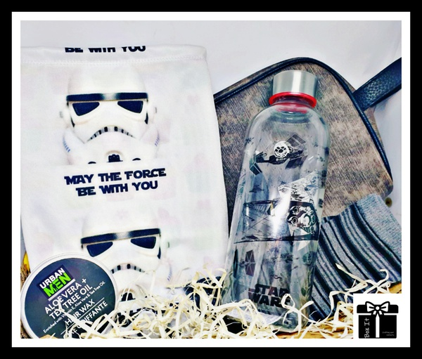 Star wars gents gift box picture