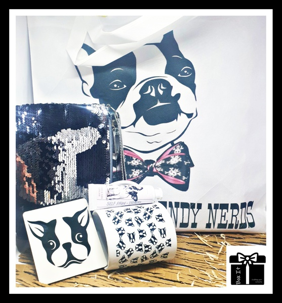 Bostie glam & trend gift box picture