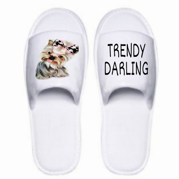 Trendy - darling slippers picture