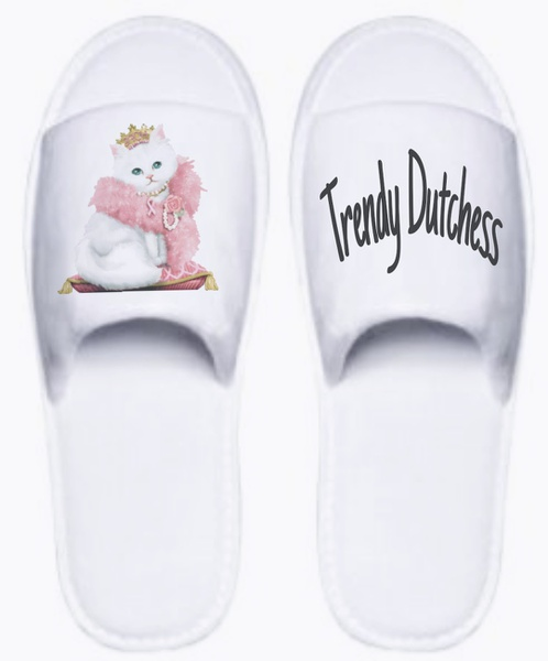 Trendy - dutchess slippers picture