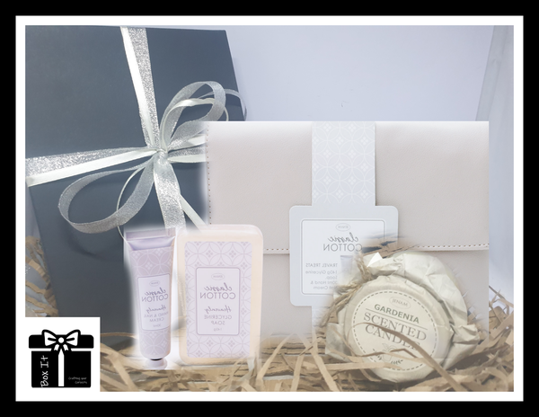 The look good and feel good gift box picture