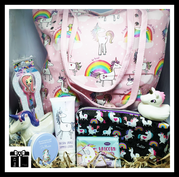 I am the unicorn gift box picture