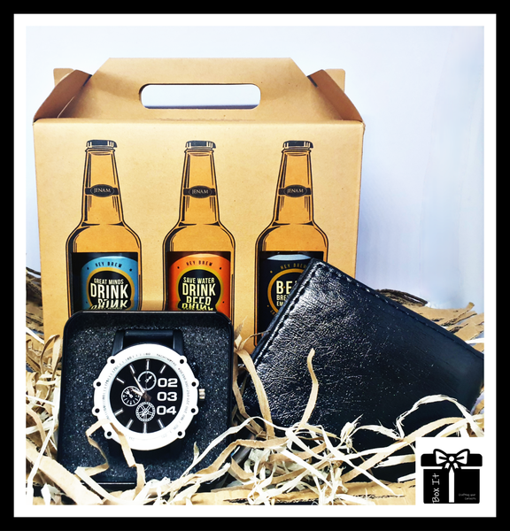 The bru gift box picture