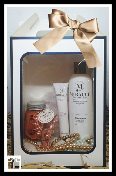 Sassy & slick gift box picture
