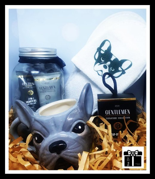 Boston novelty gentleman's gift box picture