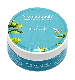 Aromadough - relief picture