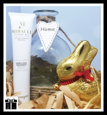 The miracle easter gift box picture