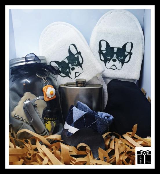 Gentleman's man gift box picture