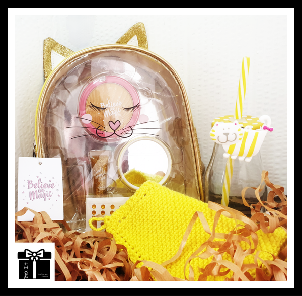 Miss sparkling kitty gift box picture