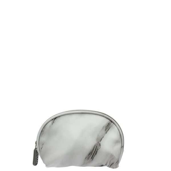Oval make - up purse (marble) picture
