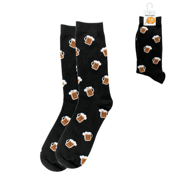 Hey brew novelty beer socks picture