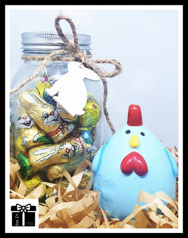 Easter novelty gift box picture