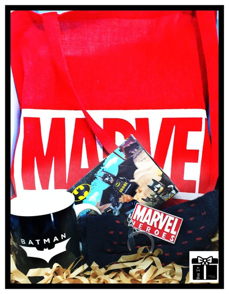 Marvelous marvels gift box picture