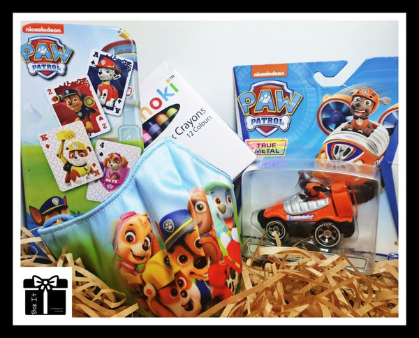 Paw patrol for all gift box picture