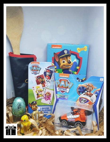 Paw patrol easter activity box picture