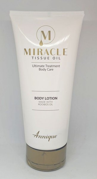Annique miracle tissue oil body lotion picture