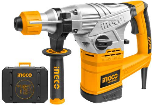 Ing-co rotary hammer sds plus chuck system  1500w picture