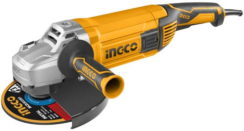 Ing-co angle grinder 2400w picture