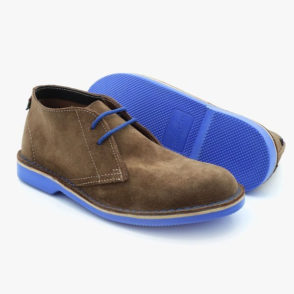 Donkey blue sole safari boot picture