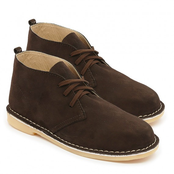 Brown boot picture