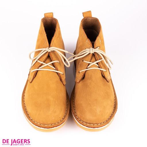 Nubuck tan safari boot picture