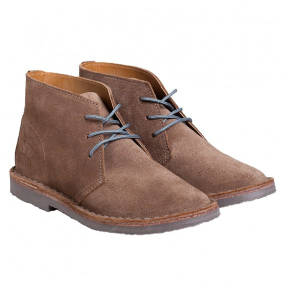 Taupe boot picture