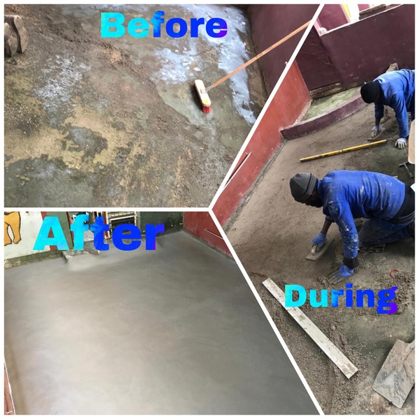 Floor Screeding picture