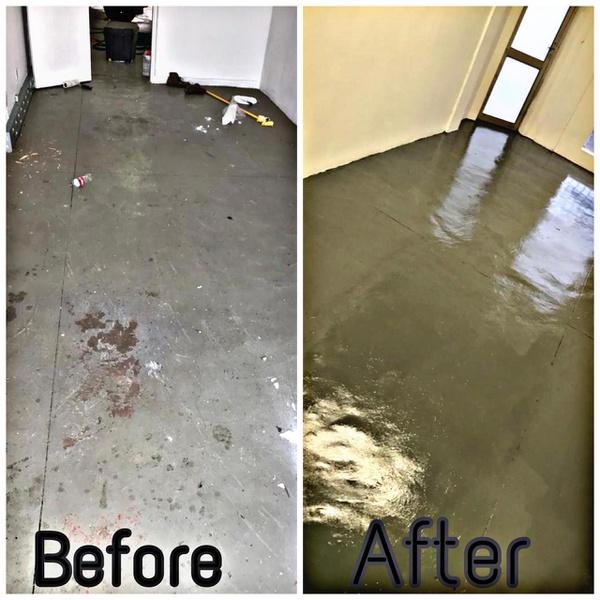 Re - Epoxy Floors picture