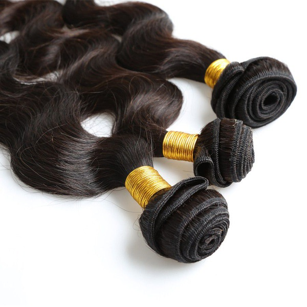 18 inches body wave brazilian hair 3 bundles picture