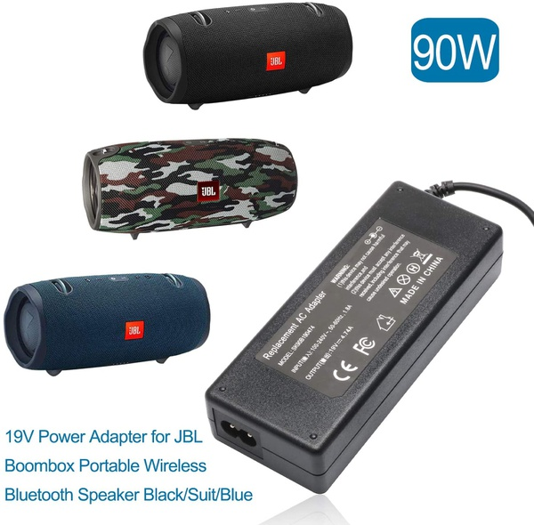 19v 90w ac adapter cord for jbl boombox portable bluetooth jbl xtreme xtreme 2 xtreme picture