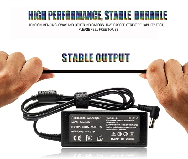 19v ac dc adapter charger for jbl boombox portable bluetooth waterproof speaker replacement picture