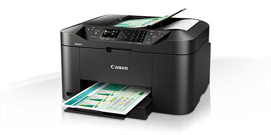Canon maxify mb2140 a4 4-in-1 multifunction business wi-fi inkjet printer picture