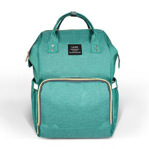4akid - backpack baby bag - aqua picture