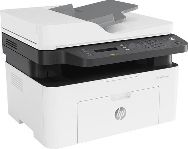 Hp laser mfp 137fnw 4-in-1 wi-fi mono laser printer picture
