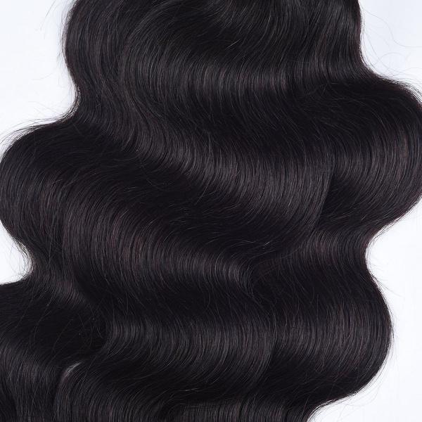 Blkt 10 inches single bundle peruvian body weave picture