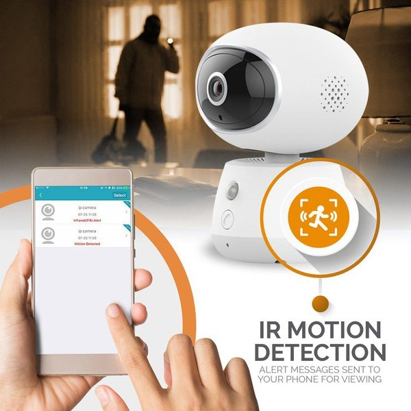 Babywombworld video baby monitor and nanny camera with call back picture