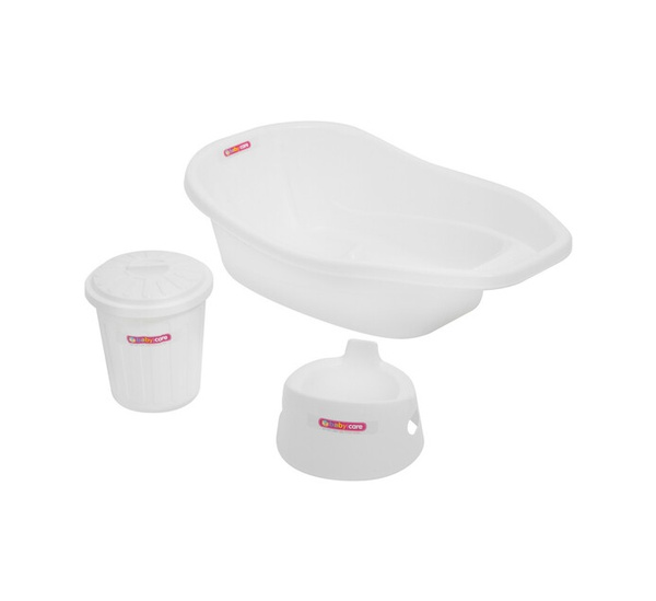 Baby care bath set picture