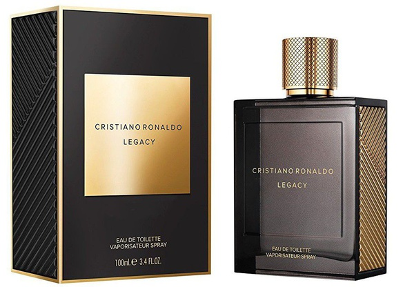 Christiano ronaldo legacy aftershave - 100ml (parallel import) picture