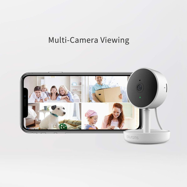 Blurams home pro 1080p security camera baby monitor picture