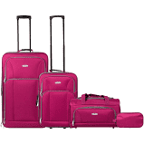 Bonvoyage 4-piece luggage set picture