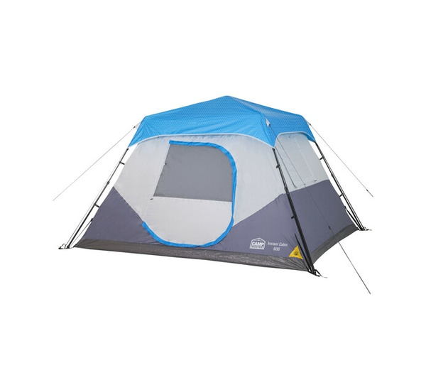 Campmaster 6-person instant tent picture
