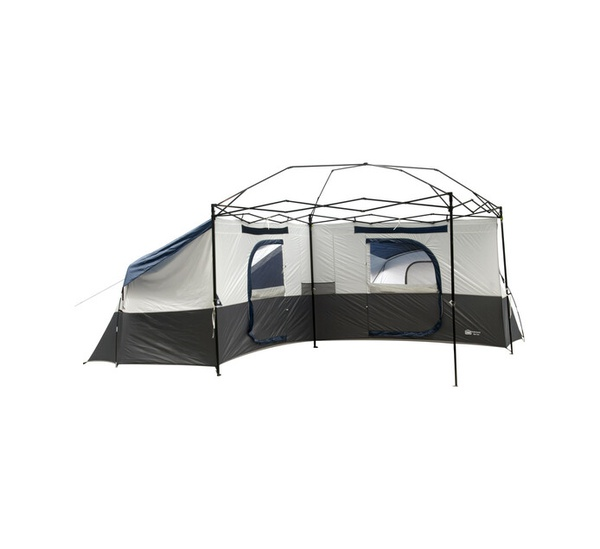 Campmaster double-side gazebo tent picture