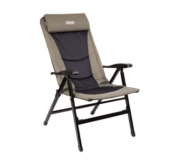 Coleman 8-position recliner chair picture