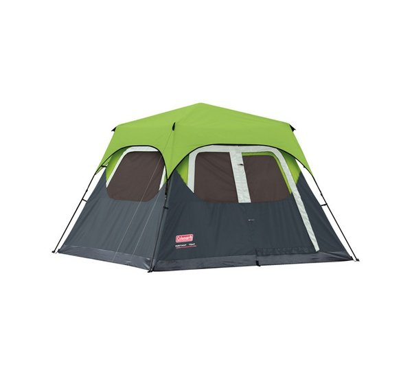 Coleman fastpitch instant cabin 4 tent picture