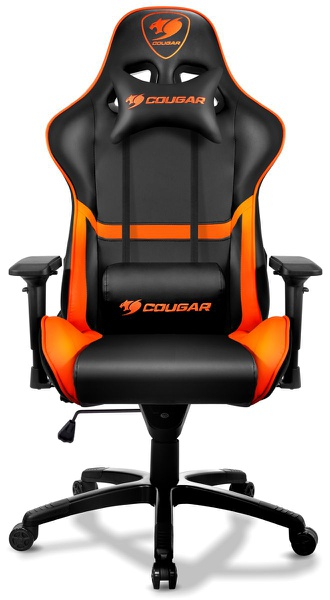 Cougar armor advanced gaming chair picture