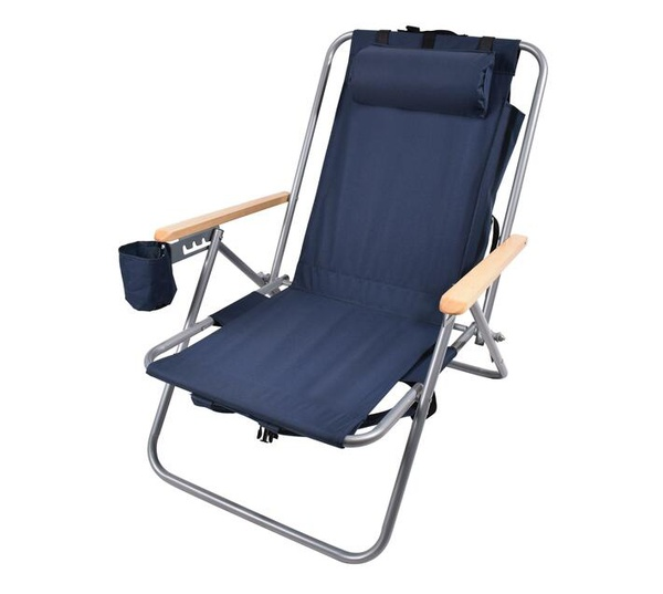 Dgi foldable beach/camping chair & backpack picture