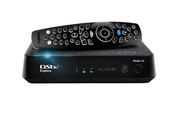 Explora 3a fully installed decoder picture