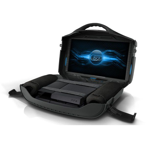 """Gaems g-190 vanguard black edition: 19"""" mobile gaming station picture"""