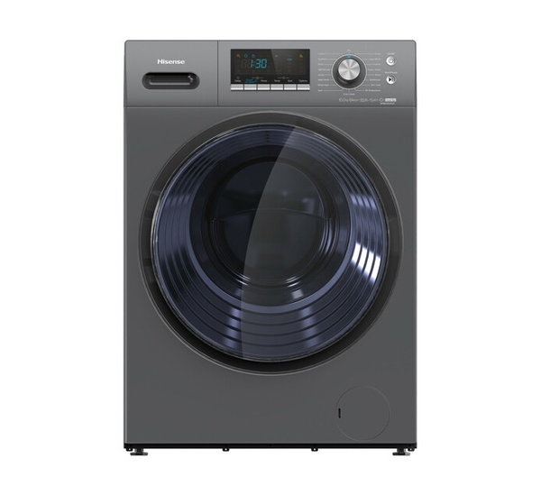 Hisense 10 kg front loader washing machine picture